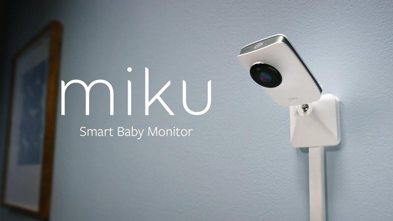miku baby monitor discount code
